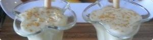 receta de cocina: Mousse de lim�n