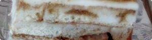 receta de cocina: Tarta de sobaos y cuajada