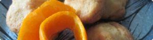 receta de cocina: Tortitas de naranja