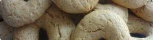 receta de cocina: Roscos con clavo de Semana Santa