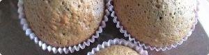receta de cocina: Magdalenas de ColaCao