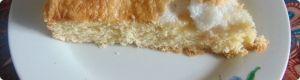 receta de cocina: Tartaleta de merengue