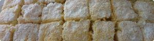 receta de cocina: Bizcocho relleno de crema pastelera