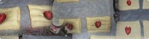 receta de cocina: Pastelitos de hojaldre