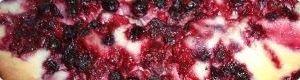 receta de cocina: Tarta de frutas del bosque