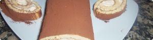 receta de cocina: Brazo gitano de tiramis�