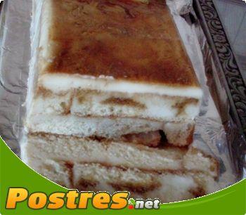 tarta de sobaos y cuajada