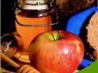postre: Manzanas a la miel