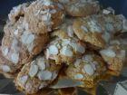 postre: Pastas de almendras