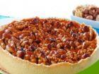 postre: Tarta de frutos secos