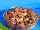 receta y postre: Rollos de chocolate