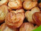 receta y postre: Palmeritas