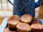 receta y postre: Magdalenas al toque de limón
