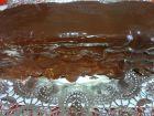 recetas, paso 5, tarta de turron y chocolate al pedro ximenez