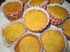 recetas, paso 3, magdalenas con cobertura violeta