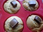 recetas, paso 3, magdalenas con chocolate