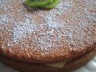 receta y postre: Bizcocho de la abuela  relleno de natilla