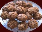 recetas, paso 2, galletas integrales de avena y chocolate
