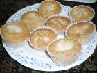 receta y postre: Magdalenas caseras