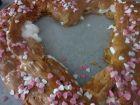 receta y postre: Corazón de nata