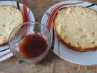 recetas, paso 4, tarta de congitos y nocilla blanca