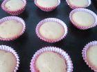 recetas, paso 3, magdalenas con chocolate y naranja