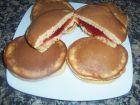 receta y postre: Dorayakis de mermelada de fresa
