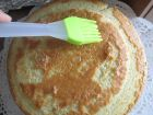 recetas, paso 5, tarta de pinones