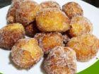 receta y postre: Buñuelos de crema