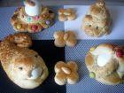 receta y postre: Hornazos dulces