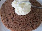 recetas, paso 4, tarta de chocolate rellena de butercrem