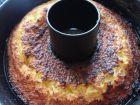 recetas, paso 5, bizcocho de harina de maiz