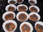 recetas, paso 3, magdalenas de chocolate