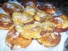receta y postre: Buñuelos dulces y salados
