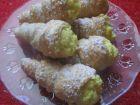 recetas, paso 7, caracolas rellenas de crema pastelera