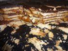 recetas, paso 4, tarta de galletas y dulce de leche