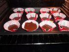 recetas, paso 5, magdalenas con chocolate y vino tinto