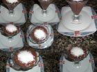 receta y postre: Pudin de chocolate y coco