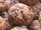 receta y postre: Galletas integrales de avena y chocolate