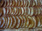 receta y postre: Hojaldre rápido de manzana