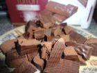 recetas, paso 1, tarta de turron de chocolate