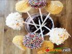 receta y postre: Cake Pop de Tarta de Queso