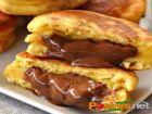 receta y postre: Bizcochitos de Nutella