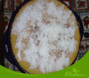 preparación de Postre de Tarta  Santiago en thermomix