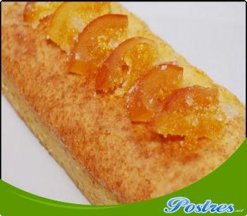 receta Bizcocho de naranja