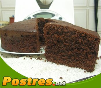 preparación de Postre de Tarta de chocolate