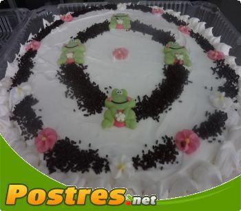preparación de Postre de Tarta de piña