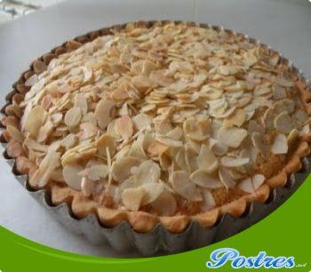 receta Tarta de almendras