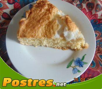 preparación de Postre de Tartaleta de merengue