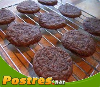 preparación de Postre de Galletas de nutella